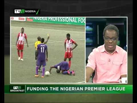 Funding The Nigerian Premier League