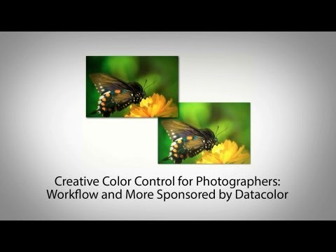 Creative Color Control for Photographers: Workflow and More