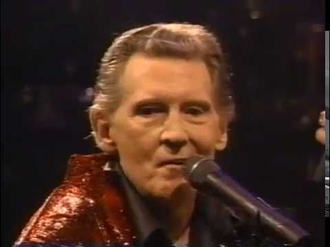 """JERRY LEE LEWIS """"THE OLD RUGGED CROSS"""" & CHANTILLY LACE"""" (80)"""