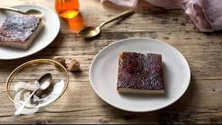 Turkish Burned Milk Pudding | Melissa Clark Recipes | The New York Times