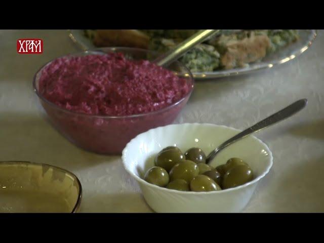 Манастирска кухиња (посна јела): Паштета од коштуњавих плодова