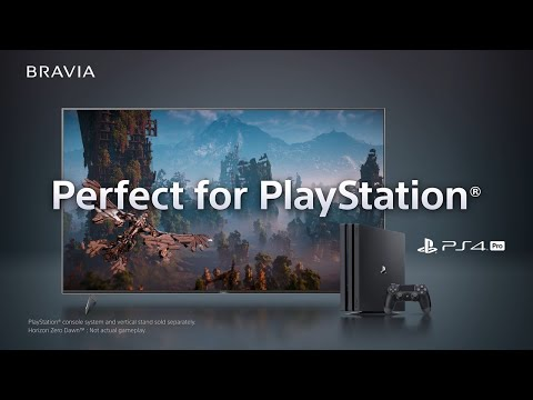 Perfect for PlayStation® - Sony BRAVIA TVs