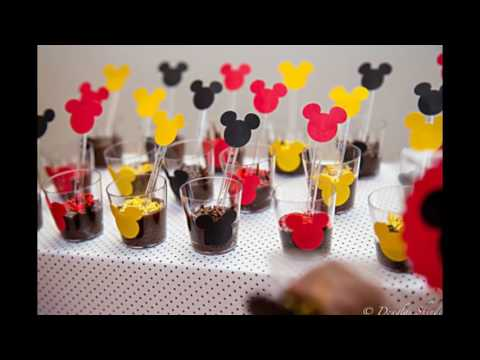 Como decorar sua festa Mickey Disney