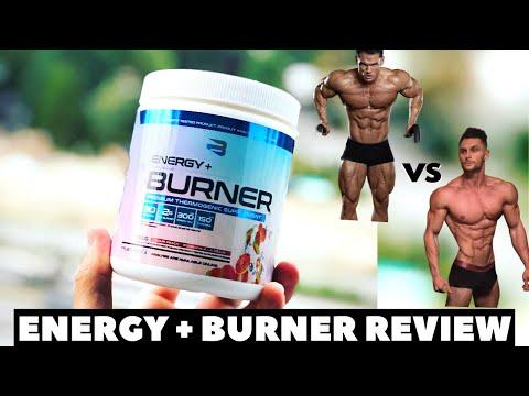 Believe Supplements ENERGY + BURNER Honest Review! | Does It Burn Fat?
