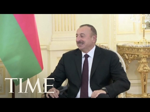 Azerbaijan's Leader Just Named His Wife Vice President | TIM