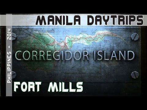 Best Travel Destinations Corregidor Island Manila Philippines