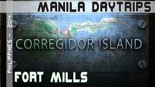Best travel destinations Philippines Corregidor Island sa Pilipinas