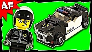 Lego Movie Bad Cop Car Chase 70819 Stop Motion Build Review