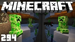 CREEPER FARMA | Minecraft Let's Play #294 | Pedro