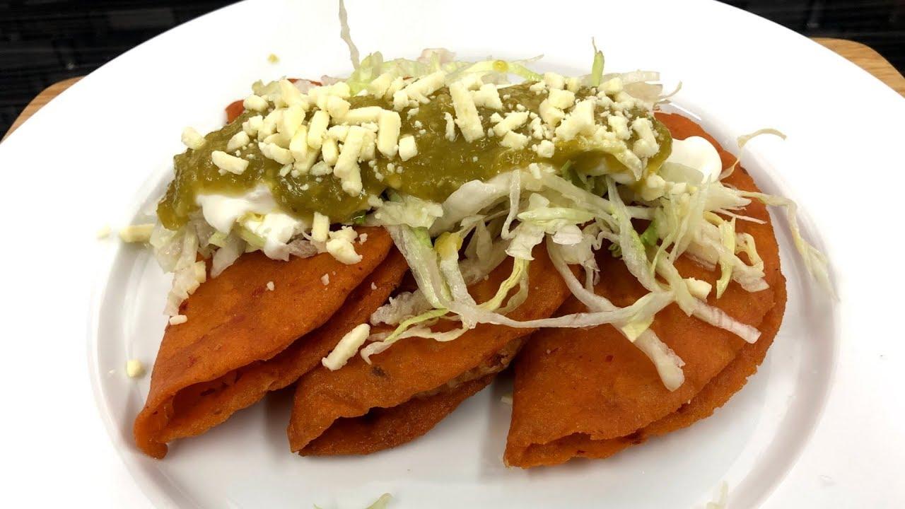 Enchiladas Potosinas - YouTube