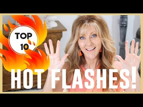 Hot Flashes Over 50? What To Do Next...