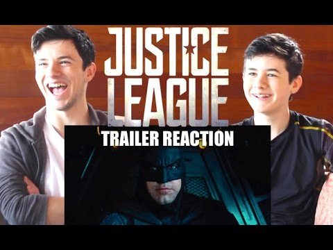 Thumbnail: Justice League Trailer 1 - Our Reaction!
