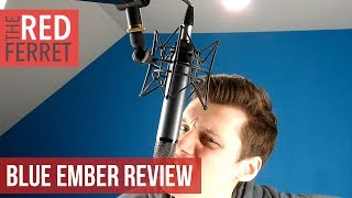 Blue Ember - The Best Cheap XLR Microphone in 2019