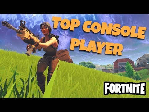 """""""TOP CONSOLE PLAYER"""" 870+ WINS! TOP FORTNITE PLAYS w/ JARS"""