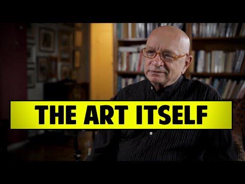 Power Of A Work Of Art - Dr. Ken Atchity