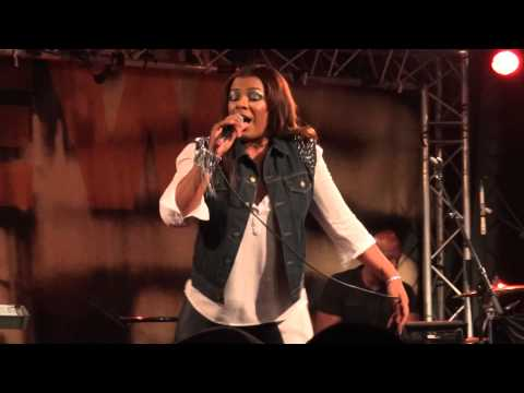 Syleena Johnson - Medley [Live @ New Morning, Paris, 2013-03-29]