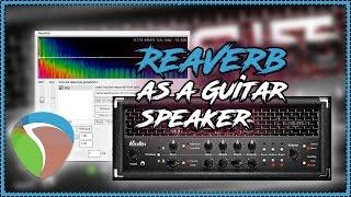 Using Guitar Speaker Impulse Responses In ReaVerb