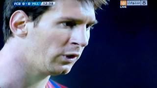 FC Barcelona vs Mallorca 29-10-2011  5-0