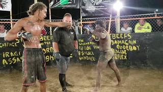 RED REAPER VS JACKBOY MMA ALTERNATE ANGLES