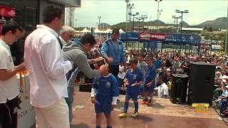 """01/06/14 - La """"Fiesta del Fútbol"""" del Torneo Comarcal de Prebenjamines reunió a 3.000 personas"""