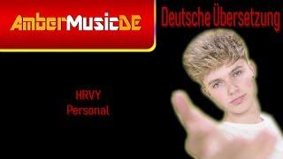 HRVY - Personal (Deutsche Übersetzung)