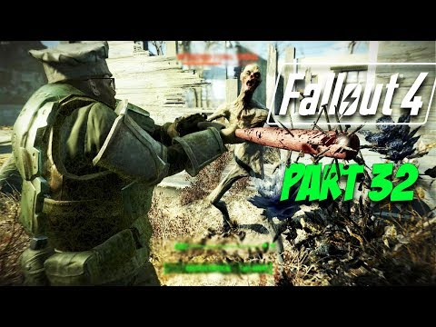 ROBOT HUNTER - Fallout 4 Survival Mode | Part 32