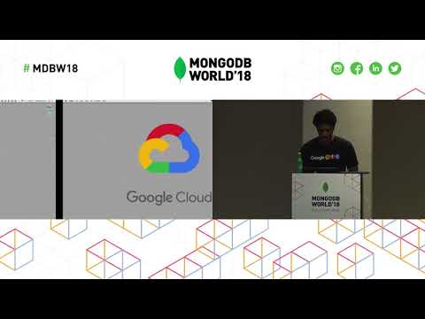 Building Serverless Apps with MongoDB Atlas on Google Cloud Platform