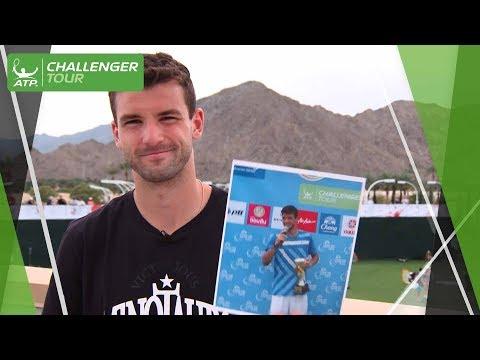 Challenger Vault: Grigor Dimitrov
