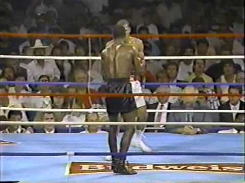 Terry Norris vs Quincy Taylor.