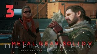 лЮЯРЕПЯЙХИ ЯРЕКЯ!) х ьЮПХЙ [Metal Gear Solid V: Phantom Pain #3]