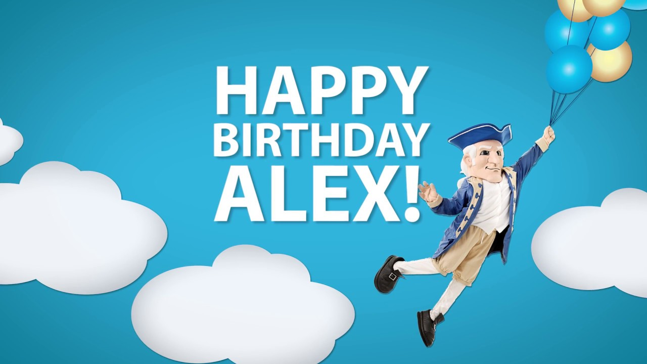 Image result for Happy Birthday alex