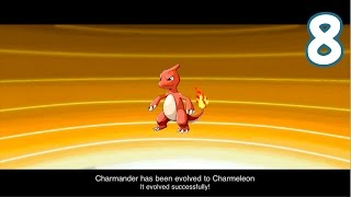 Monster Saga (Master of Monsters) - CHARMELEON EVOLUTION + NO 6 ROUTE CLEARING!