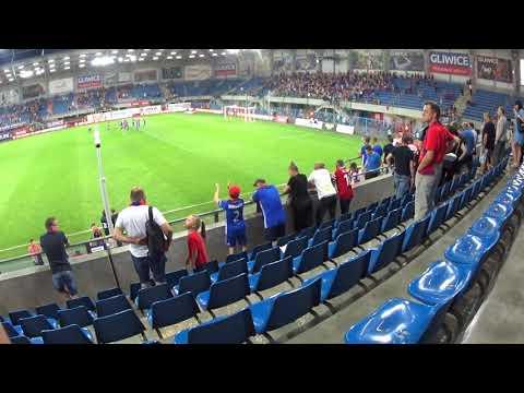 Piast Gliwice 3-2 FC Ryga