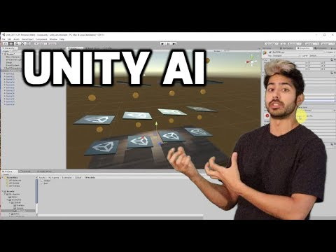 Unity AI - Unity 3D Artificial Intelligence