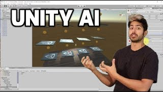 Birlik AI - Unity 3D Yapay Zeka