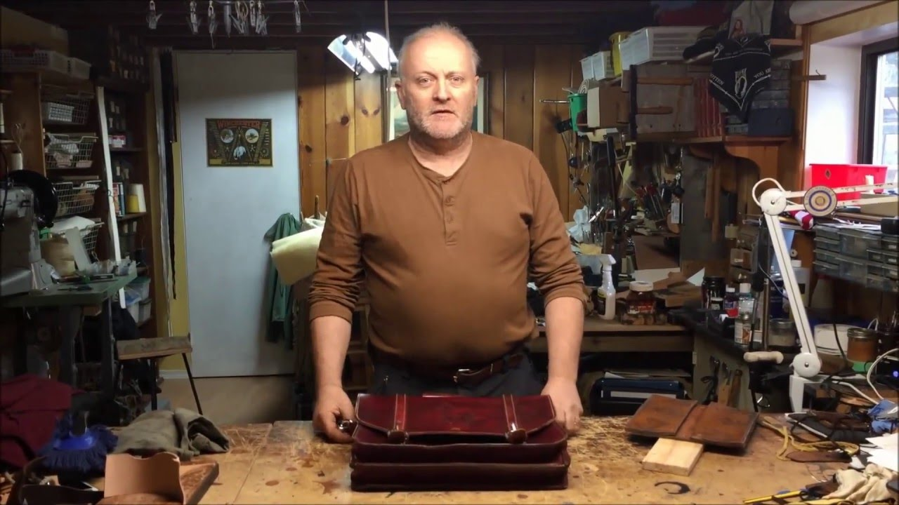 leather – Page 2 – Beaver Mountain Works