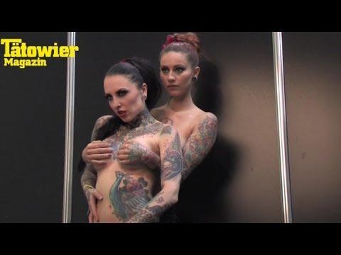 TätowierMagazin  Tattoo Convention Dortmund 2011 mit Miami Ink und Sido