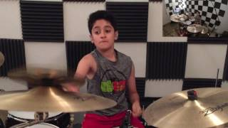 Baixar Dance of Eternity - Dream Theater : Drum Cover by Raghav Mehrotra