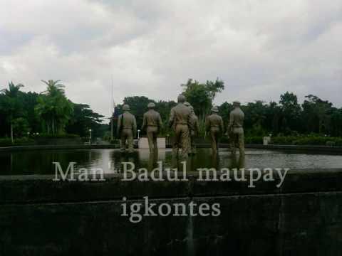 MAN' BADUL: Philippine Folk Song from Eastern Visayas
