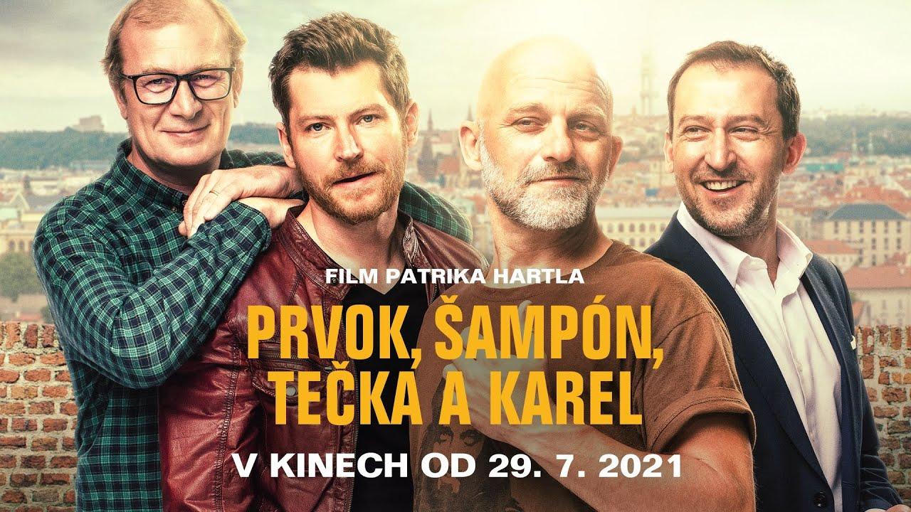 Prvok, Šampón, Tečka a Karel (2021) - HD TRAILER - YouTube