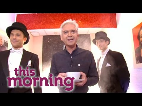 Phillip Schofield Begins His 24-Hour Challenge | This Morning