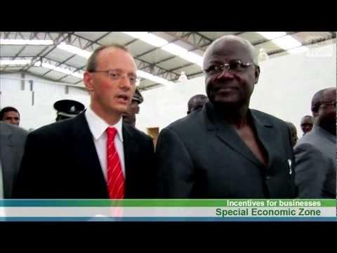 Special Economic Zone   Brand Sierra Leone News Clip