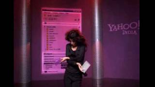Yahoo India Commercial.