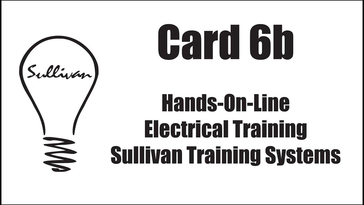 card 6b - rheostat circuits