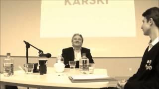 Marek Czekalski o Karskim cz I