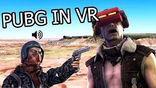 PUBG VR FUNNY MOMENTS