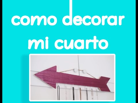 Como decorar mi cuarto yo misma sin gastar dinero youtube for Ideas para decorar tu habitacion juvenil
