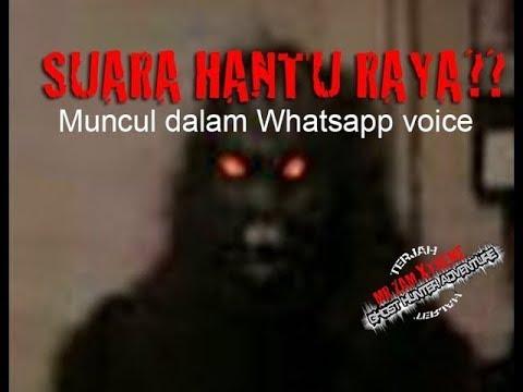 SUARA HANTU RAYA? MRZAM XTREME GHOST HUNTER