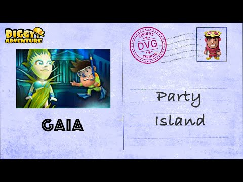 [~Gaia~] #8 Party Island - Diggy's Adventure