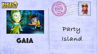 [~Gaia~] #8 Party Island - Diggy